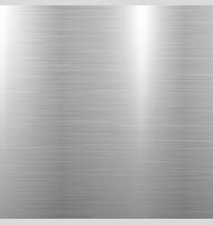 polished metal texture vector image