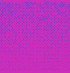 abstract halftone pattern background from circles vector image