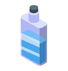 Medicine potion icon isometric style vector