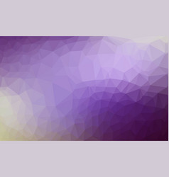 purple violet magenta abstract geometric rumpled vector image