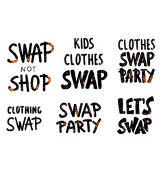 Clothing Swap Vector Images (97)