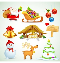 Christmas Object vector image