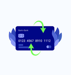 payment credit card vector image