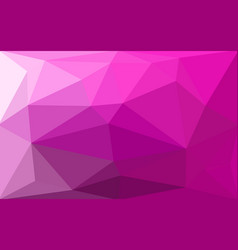 purple violet magenta abstract geometric rumpled vector image