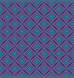 Seamless pattern geometric colorful abstract vector