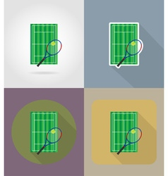 Sport flat icons 63 vector