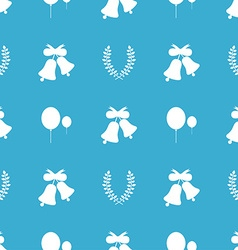 Seamless Education Back to School Pattern vector image vector image