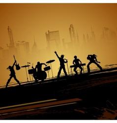 Band musican vector