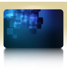 Beautiful gift card EPS 8 vector image
