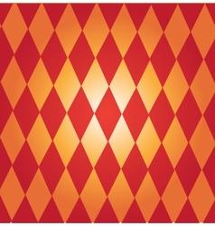 Red dominoes vector