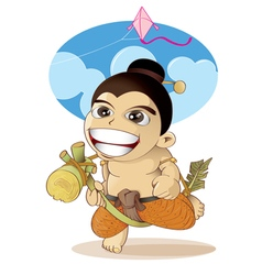 Thailands play 1 vector image