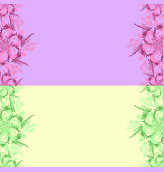 a set of congratulatory summer backgrounds for vector image