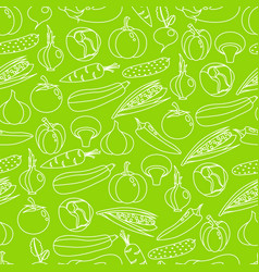 Background seamless pattern of colorful vector