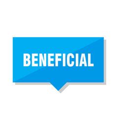 Beneficial price tag vector