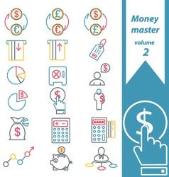 Money master volume 2 vector