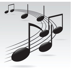 musical element vector image