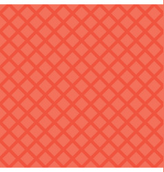 Red check print seamless design pattern vector