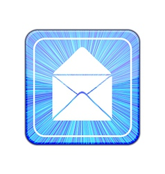 Version Mail icon Eps 10 vector