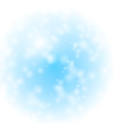 Winter fantasy vector
