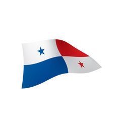 Panama flag vector
