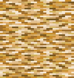 Retro Brown Pattern vector image