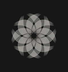 Sacred geometry 0021 vector