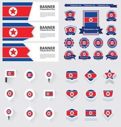 SET korea north vector