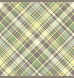Tartan plaid fabric texture seamless pattern vector