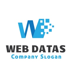 Web Datas Design vector