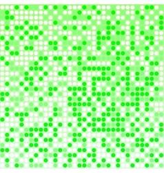 light green pixel background vector image vector image