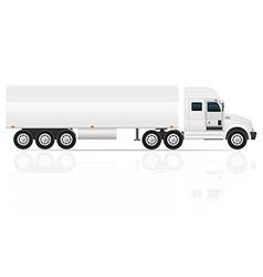 truck 02 vector image
