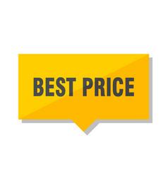 Best price price tag vector
