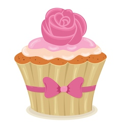 cupcake03 vector image