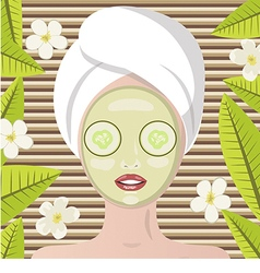 Spa therapy vector
