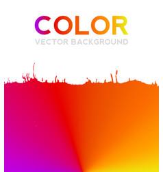 hand drawn design element vector image vector image