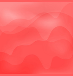 Background in shape of mountains wave abstract vector