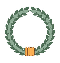 Wreath for the winner vector