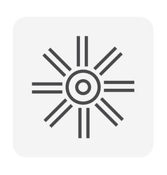 Cleaning tool icon vector
