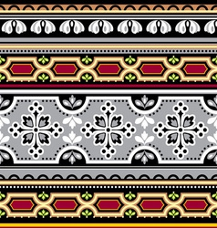 Spanish ornament vector image