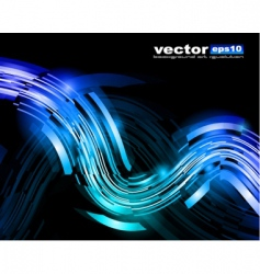 Light streaks vector