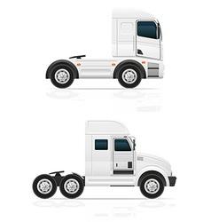 truck 05 vector image