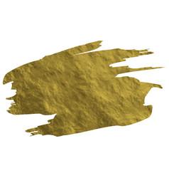 gold foil background vector image