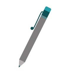 pen icon image vector image