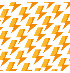 Thunder ray pattern background vector
