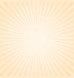 abstract sunshine bakground vector image