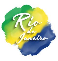 Rio de janeiro background 2806 vector
