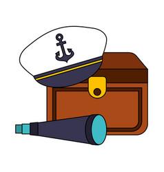 equipment nautical image vector image