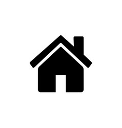 home icon1 vector image