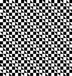 seamless squares vector image vector image