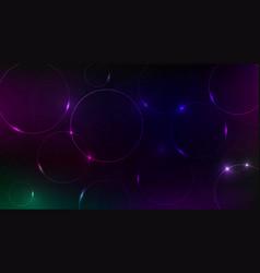 balls transparen vector image